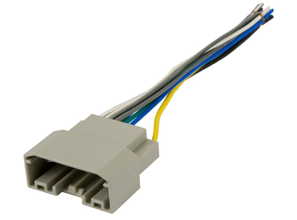 51DjPRWz19L._SL1000_ amazon com stereo wire harness dodge charger 08 09 10 2008 2009  at fashall.co