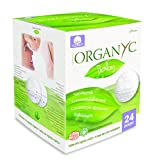 Organyc 100% Organic Cotton Nursing Pads for Sensitive Skin,...