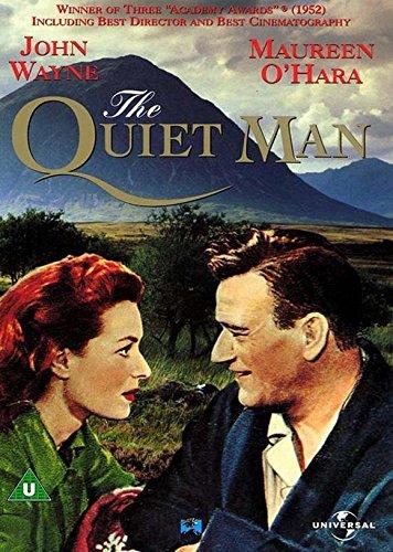 The Quiet Man Movie POSTER 11 x 17 John Wayne, Maureen O'Hara, H, MADE IN THE U.S.A.