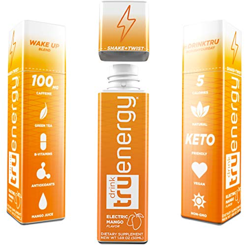 Tru Energy Drink Shot Strength