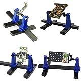 Adjustable Circuit Board Holder for PCB Soldering Desoldering Rework Repair Tool