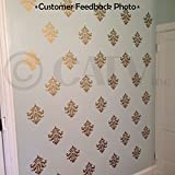 This is a high quality removable decal made in the USA by Wall Sayings Vinyl Lettering. Vinyl decals are the newest trend in home decor! They are much easier, cheaper, cleaner, and quicker than stencils or paint and look better too! All of our colors...