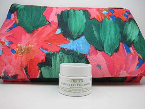 Price comparison product image Clinique Flower Print & Creamy Eye Treatment with Avocado for Unisex, 0.5 Ounce