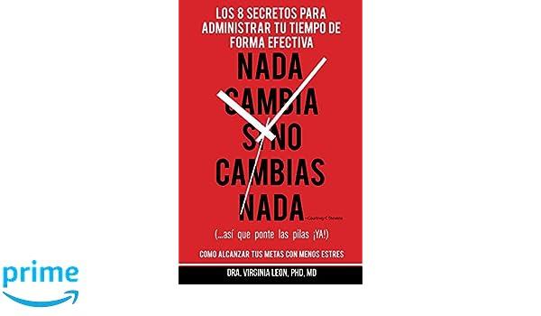 Asi que ponte las pilas ¡YA! (Spanish Edition): Virginia Leon Dr: 9781521778142: Amazon.com: Books