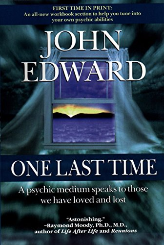 Pdf Memoirs One Last Time: A Psychic Medium Speaks to Those We Have Loved and Lost
