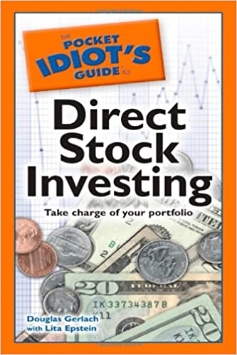 The Pocket Idiot's Guide to Direct Stock Investing: Douglas Gerlach