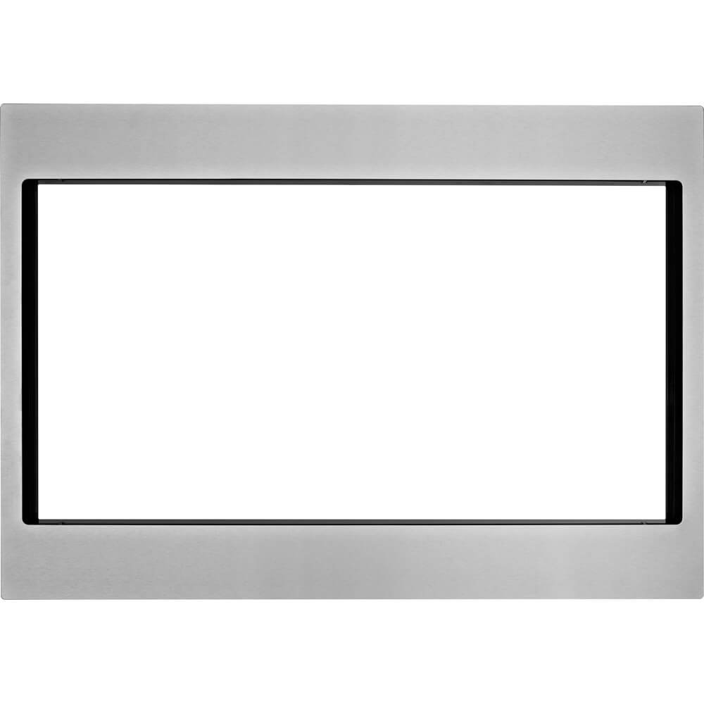 Whirlpool Mk2227as 27 Stainless Steel Trim Kit For Countertop Microwaves By Kitchenaid
