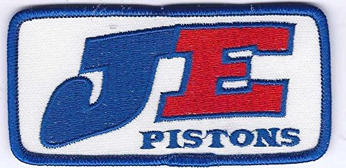 - JE Pistons Racing Patch 4 Inches Long