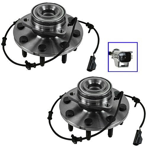 dodge 2500 front wheel bearings - 6