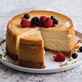 Omaha Steaks 2 lbs. Premium New York Cheesecake