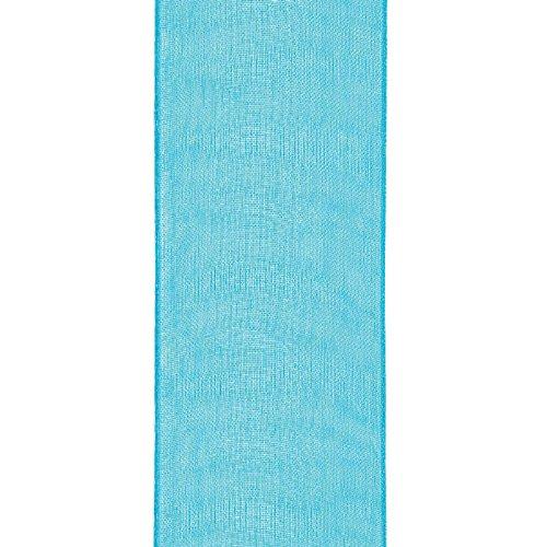 Sheer Offray - Offray Berwick LLC 595107 Berwick Simply Sheer Asiana Ribbon -5/8