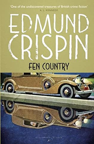 book cover of Fen Country