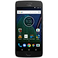 Moto G Plus (5th Generation) - Lunar Gray - 32 GB -...