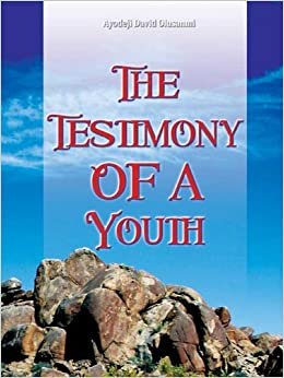 The Testimony of A Youth