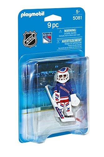 Goalie Rangers New York (PLAYMOBIL NHL New York Rangers Goalie)
