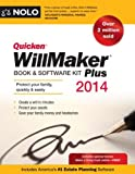 Quicken WillMaker Plus 2014 Edition, Editors of Nolo, 1413319432