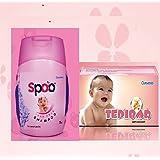 Curatio Tedibar Soap 75 G & Spoo Shampoo 75Ml Combo Pack