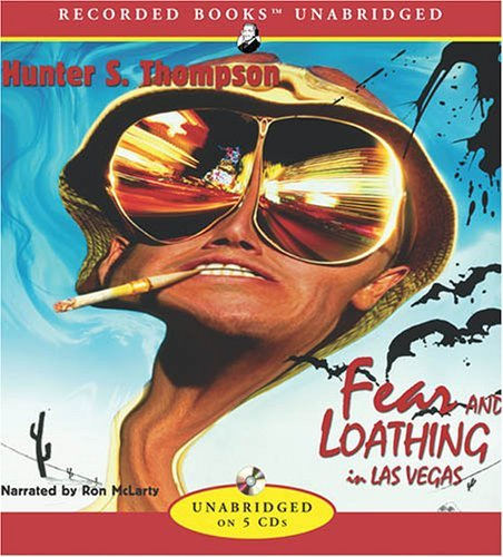 Fear and Loathing in Las Vegas Audio CD 2005 Author Hunter S ...