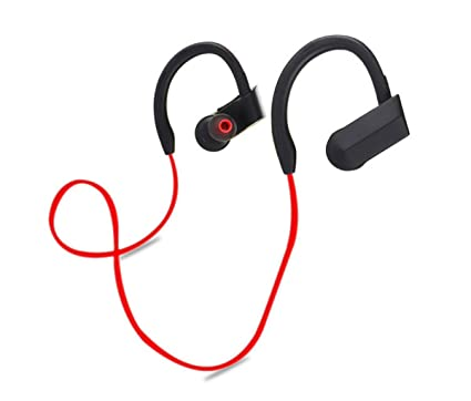 Bluetooth auriculares T-05 deporte running auriculares inalámbricos de auriculares Bluetooth 4.1 estéreo inalámbrico auriculares