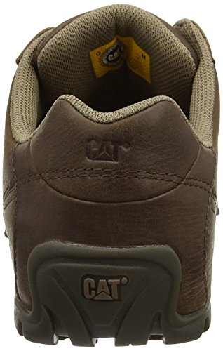 Caterpillar Men's Jolt Low-Top Sneakers Brown (Mens Nutmeg) outlet shop jT0De