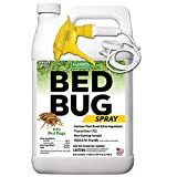 HARRIS Plant Based Bed Bug Killer, Fast Acting Spray with Extended Residual (Gallon)