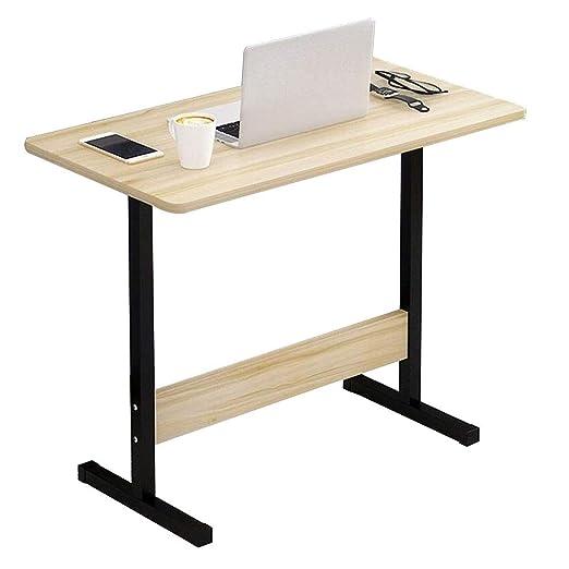 Mesa Se Puede Mover el Escritorio de la Cama Mesa de refrigerio ...