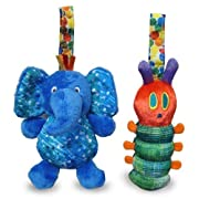 Kids Preferred - Eric Carle Chime Set - Caterpillar