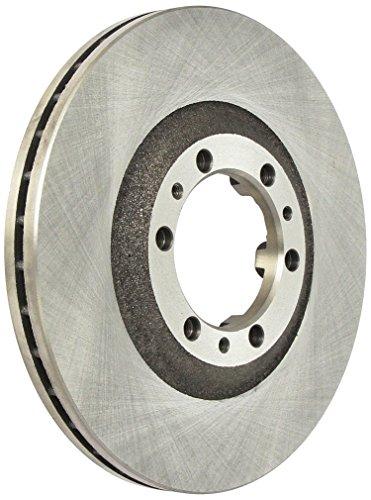 Isuzu Rodeo Rotor - Centric Parts 121.43013 C-Tek Standard Brake Rotor