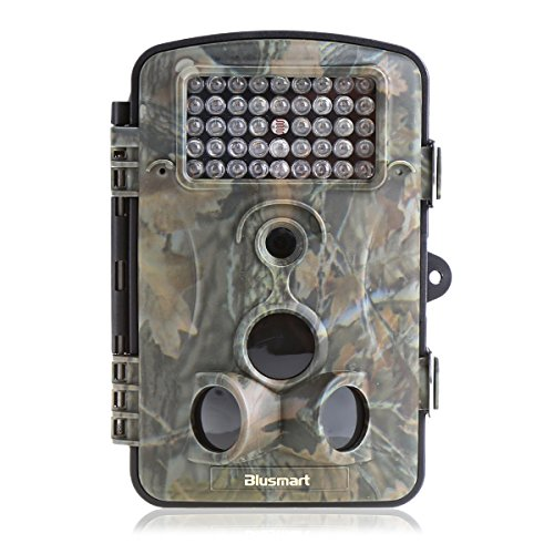 ABK Outdoor 12MP 120 Wide Angle Trophy Cam Waterproof 42 IR LED HD Hunting Trail Camera With Night Vision