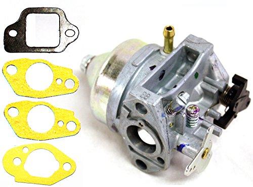 Honda Carburetor 16100-Z0L-023 and Gasket Set 16221-883-800(2), 16228-Z0L-840 and 16212-ZL8-000