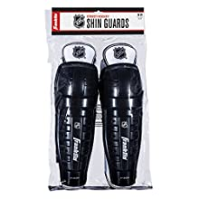Franklin Sports NHL SX Comp SG 175 Shin Guards - Junior, Large/Extra Large 11-Inch