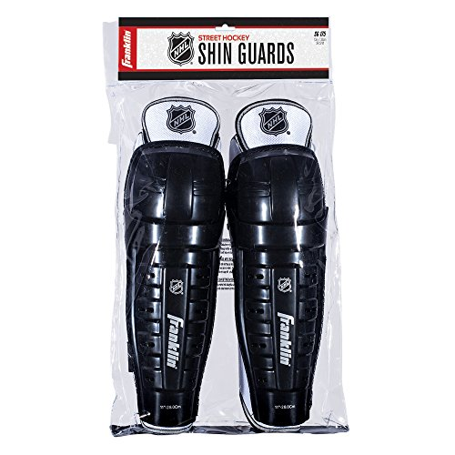 Franklin Sports Hockey Shin Guards - NHL - 9 Inch Ccm Kids Shin Guard