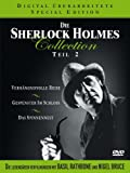Sherlock Holmes Collection - Teil 2 (3 DVDs) [Special Edition]