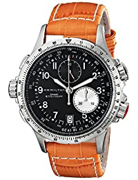 Hamilton Men's H77612933 Khaki Field Chronograph Watch