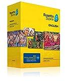 Learn English: Rosetta Stone English (American) - Level 1-3 Set