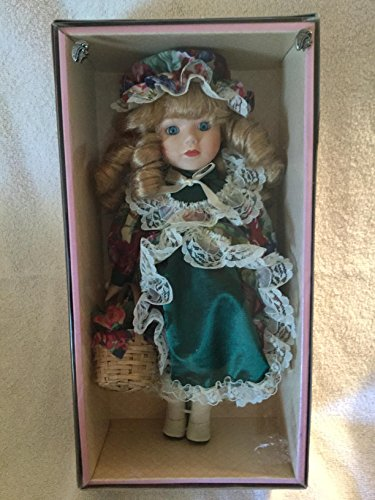 Hand Painted Bisque Porcelain - Soft expressions hand painted fine Bisque Porcelain doll, limited edition