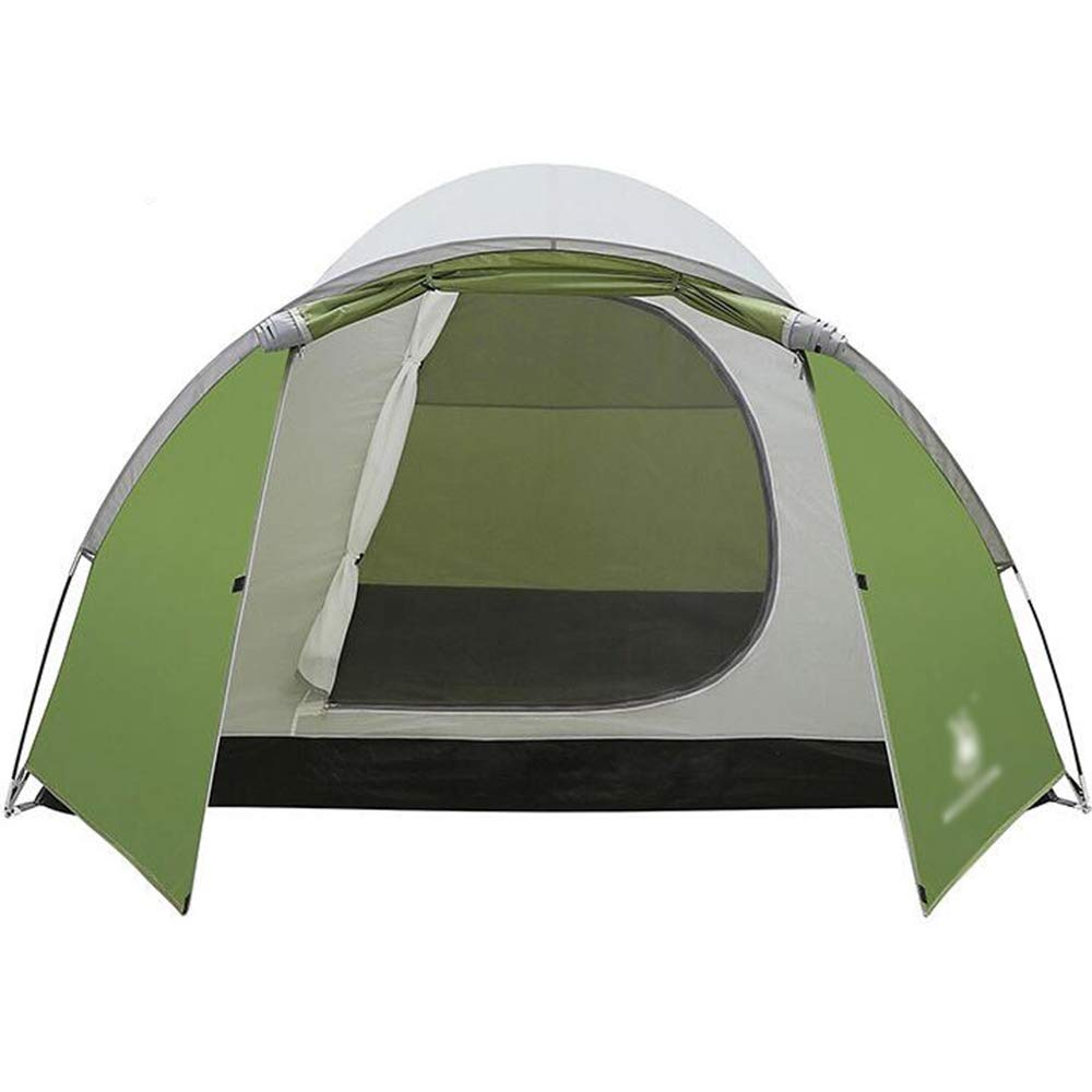 LLRDIAN Im Freien 3-4 Personen Doppeltes Zelt, um EIN Zimmer, EIN Zimmer, regendichtes Zelt zu Bauen
