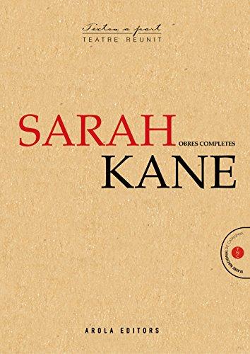 SARAH KANE OBRES COMPLETES