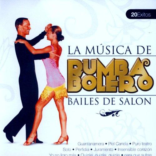 Bailes de Salón Rumba Bolero (Ballroom Dance Rumba Bolero)
