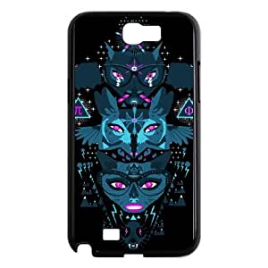 Samsung Galaxy N2 7100 Cell Phone Case Black bawlat