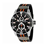 Ulysse Nardin Maxi Marine Diver Automatic Black Dial Black Rubber Mens...