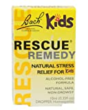Bach Flower Remedies - Kids Rescue Remedy, 10 Milliliter - Pack of 3