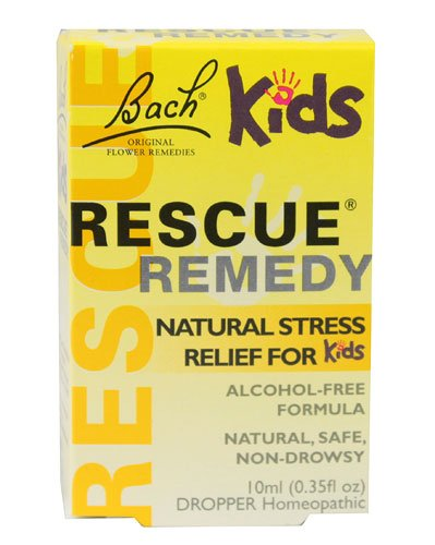 Bach Flower Remedies - Rescue Remedy 10 ml (Pack of 4)