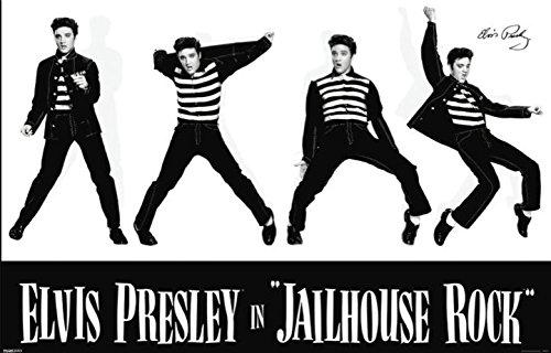 Elvis Presley - Poster Print
