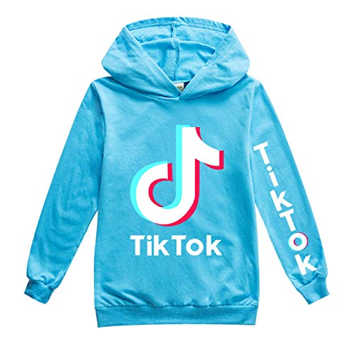 TIK Tok Hoodie Outdoor Sweatshirt Jongens Meisjes Kids Hoodie Kleding Casual Lange Mouw Hoodie Top