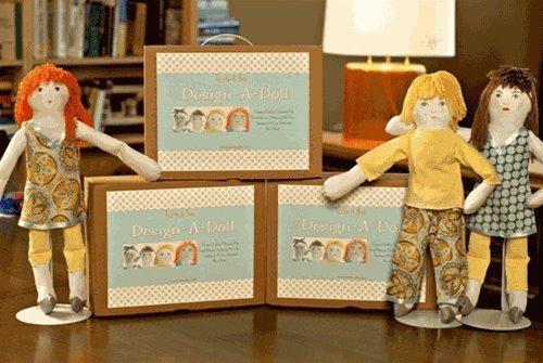 Ticche & BeaデザインA人形キット – 18