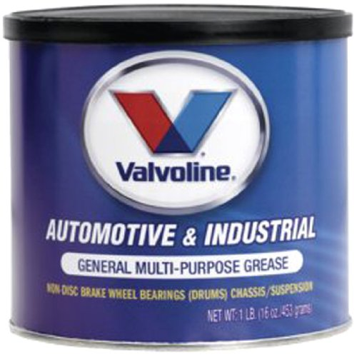Valvoline Auto / Industrial Multi-Purpose Grease - 1lb (VV608) by Valvoline