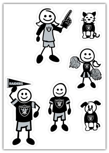 Compare Price To Raiders Car Window Decals
