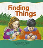 Finding Things, Rachel Griffiths, 0765229501