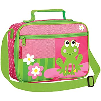 Classic Lunch Box, Pink Frog